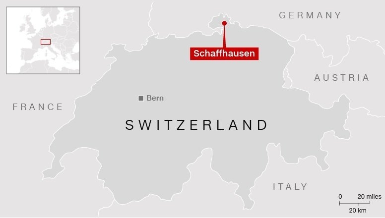 Chainsaw attacker at large in Switzerland after 5 injured
