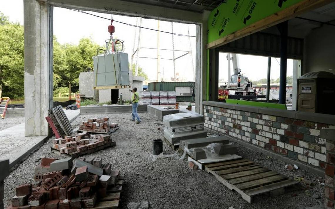 New restaurant, bar and music venue planned for Pepper campus