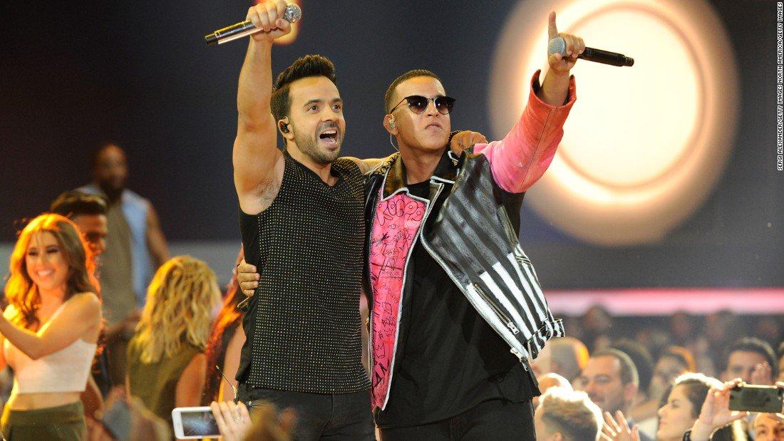 """Despacito"" singers condemn use of song by Venezuelan government"