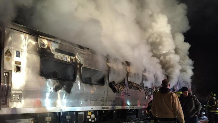 Rail Design Led To Deadliness Of 2015 Metro-North Crash