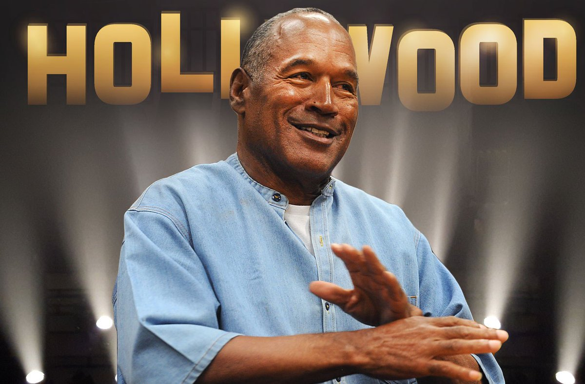 O.J. Simpson To Star In New Movie About His Armed Robbery Crime?