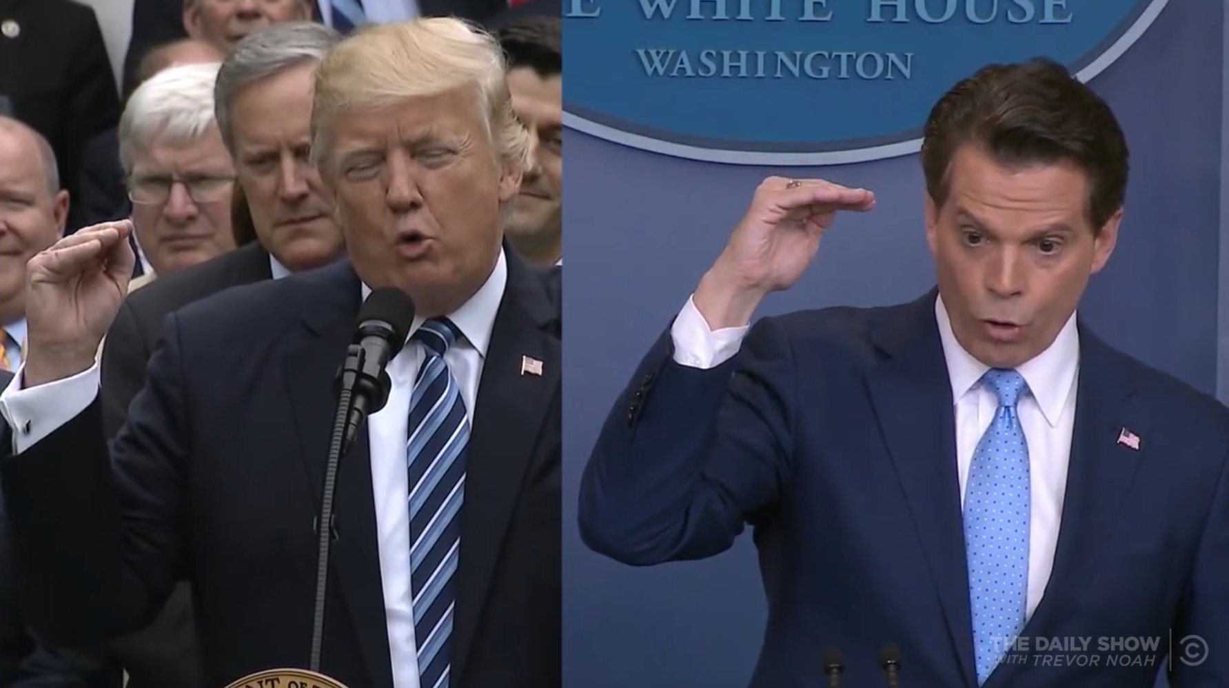 The Mooch did his homework. https://t.co/Wku0DF2ovd