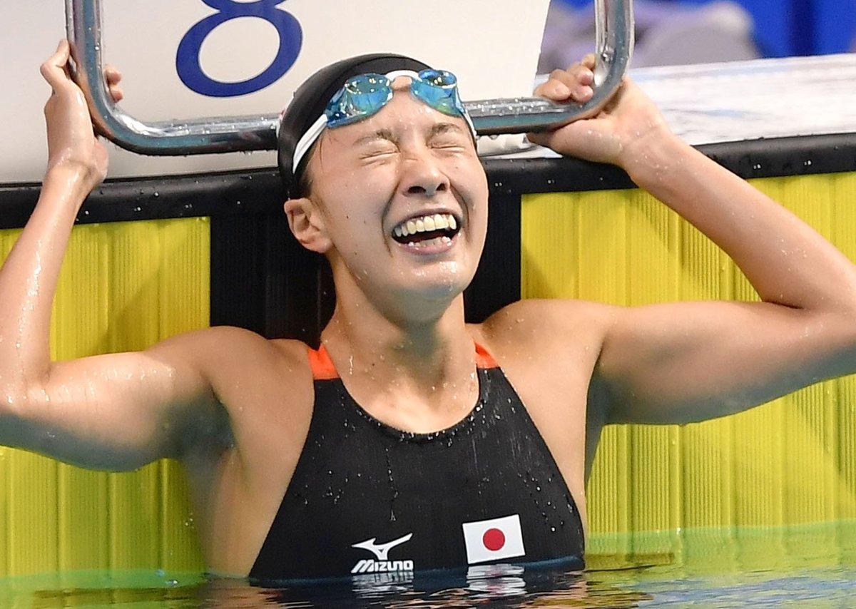 大橋悠依 【#世界水泳】大橋悠依 女子200m個人メドレー銀メダル#トビウオジャパン