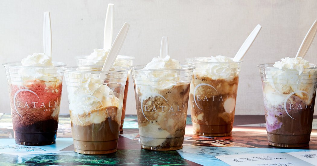 A Cool Confection With a Caffeinated Kick