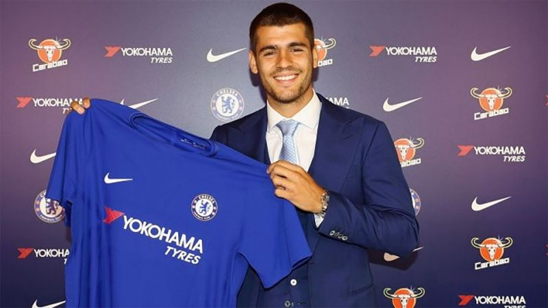 Morata set for Chelsea debut against Bayern, Conte confirms