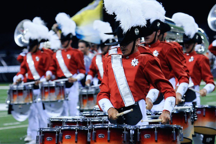 Texans Compete in 'NFL of Marching Bands'