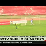 GoTV shield 2017 down to the last 8 teams