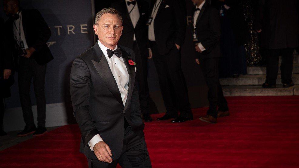 Daniel Craig will return as James Bond in November 2019