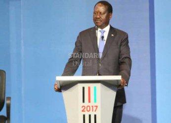 Uhuru skips presidential debate