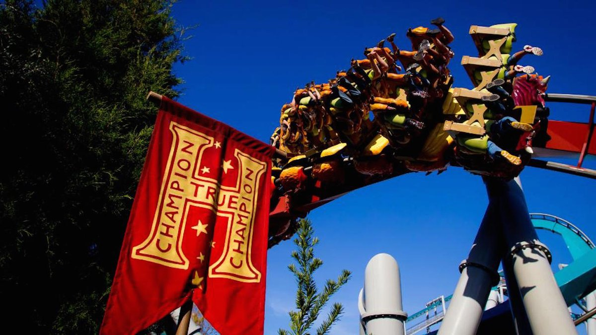 New roller coaster coming for Harry Potter theme park