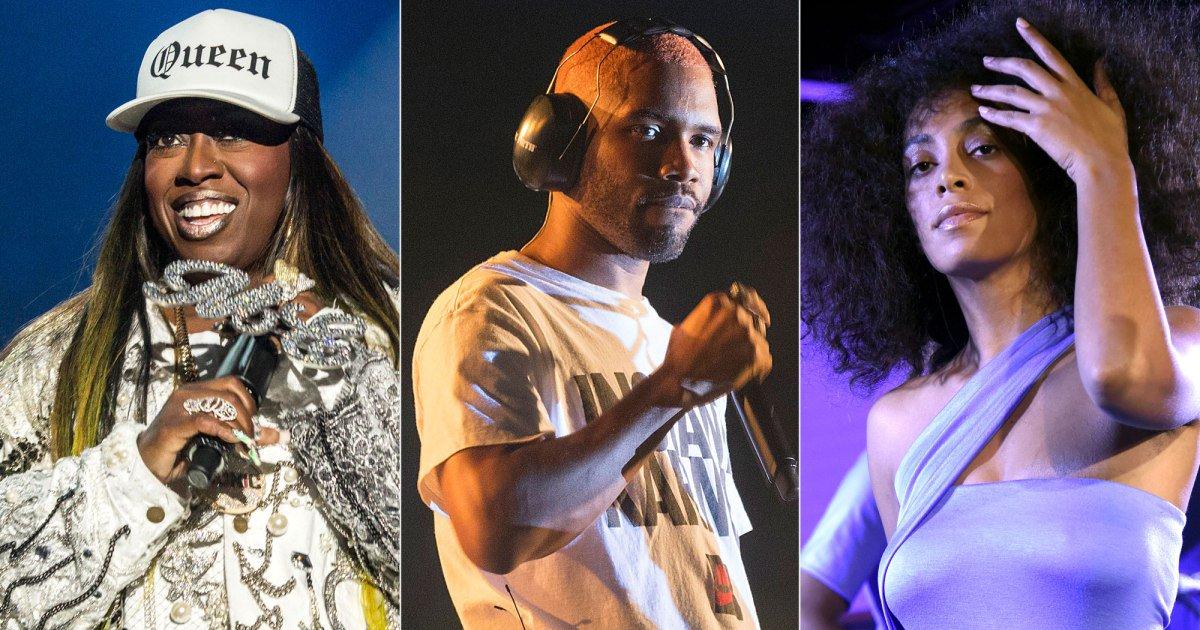 Missy Elliott, Frank Ocean & Brad Pitt?! 6 Major Moments from FYFFest