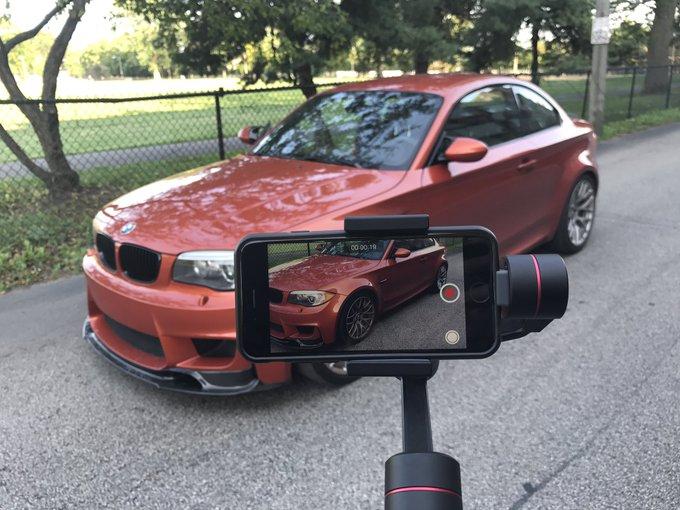 @BMWBlog: BMW 1M in focus @Zhiyuntech https://t.co/FNKGlPDAkj