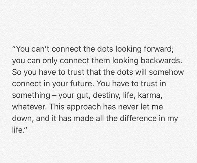 As Steve Jobs said... https://t.co/c5xOUwfZtj