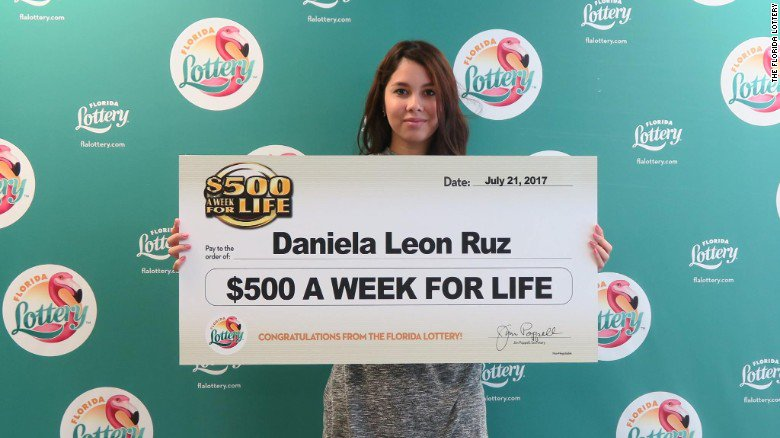 Florida teen wins $26,000 a year for life off $1 scratch-off