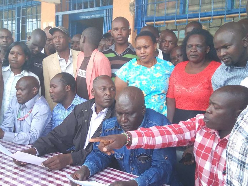 IEBC threatens to stop Buzeki, Mandago rallies over violence