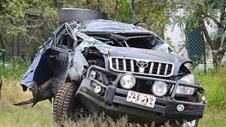 Rift Valley: Two perish in accident involving trailer and personal vehicle near Salgaa