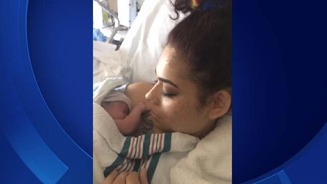 Meriden police looking for missing mom, newborn