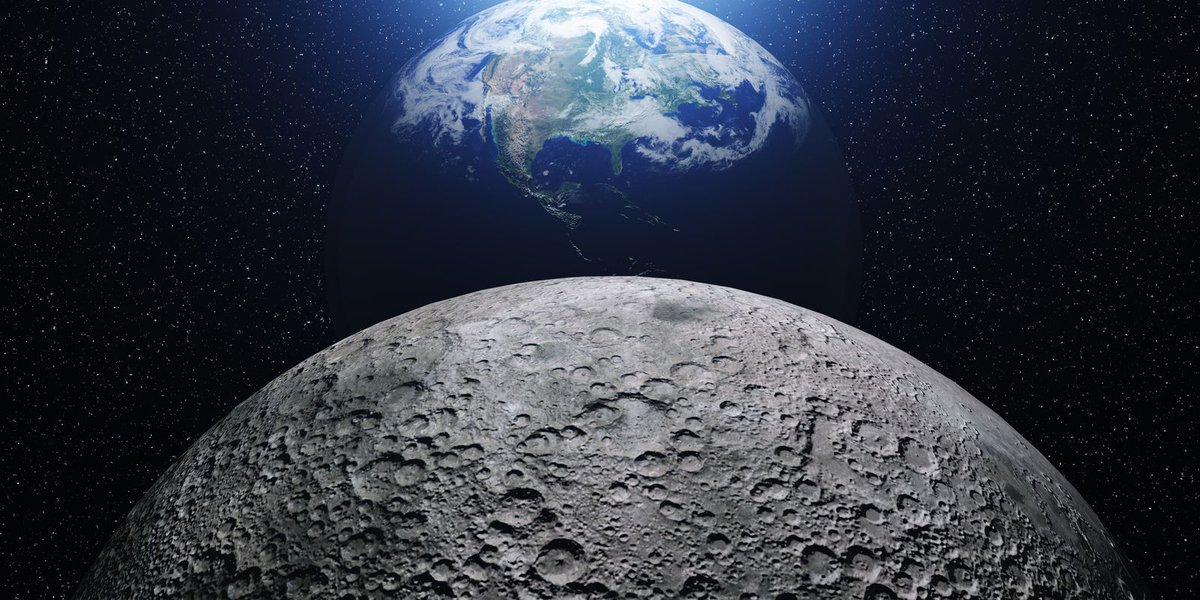 The moon's insides may contain water — lots of it