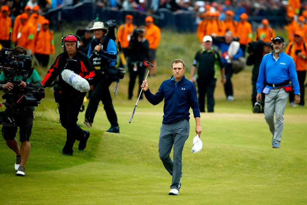 Jordan Spieth's third golf major win is another victory for Under Armour