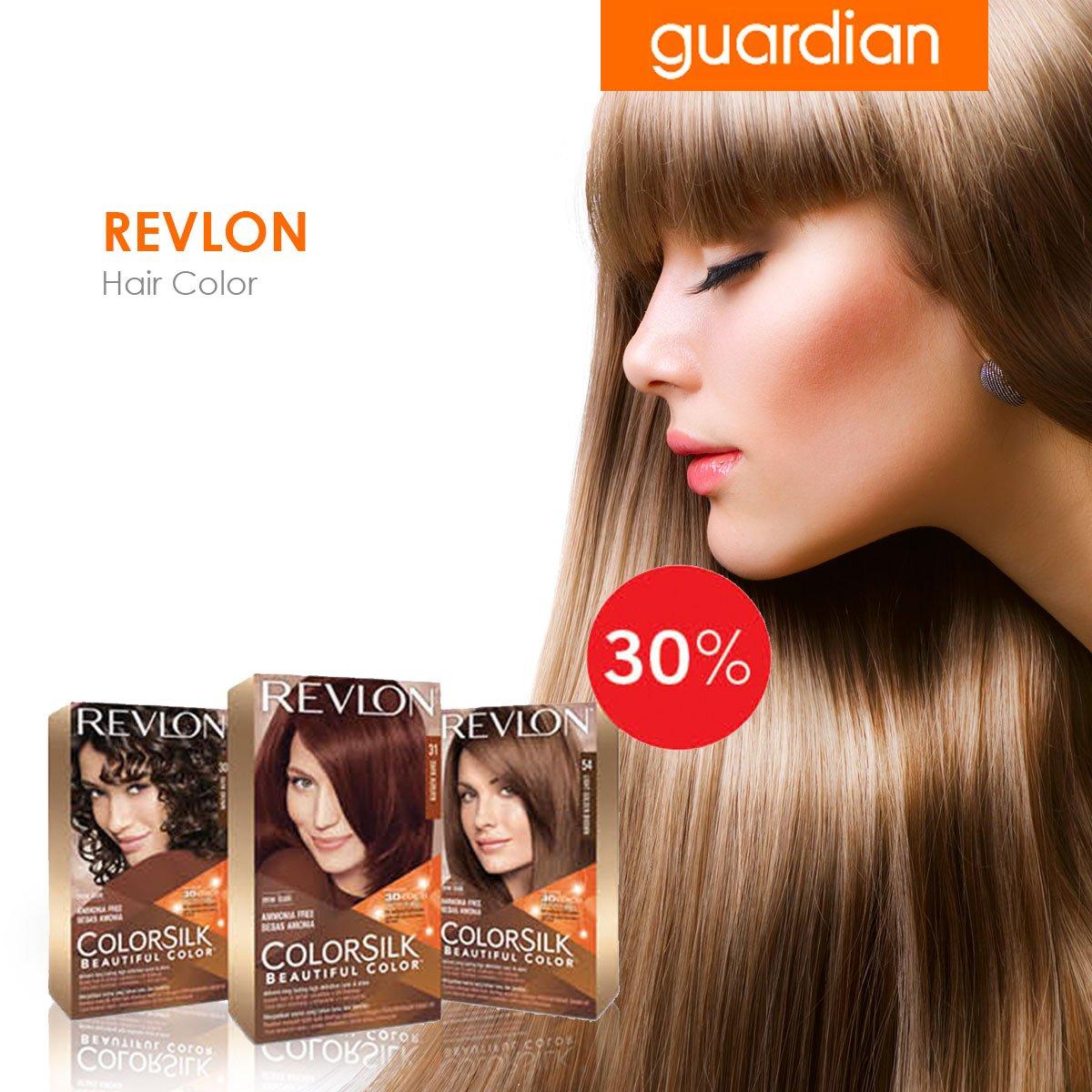Dapatkan Diskon 30 Untuk Revlon Hair Color Hingga Tanggal 25 Juli
