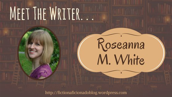 Meet the Writer: Roseanne M. White + Giveaway!