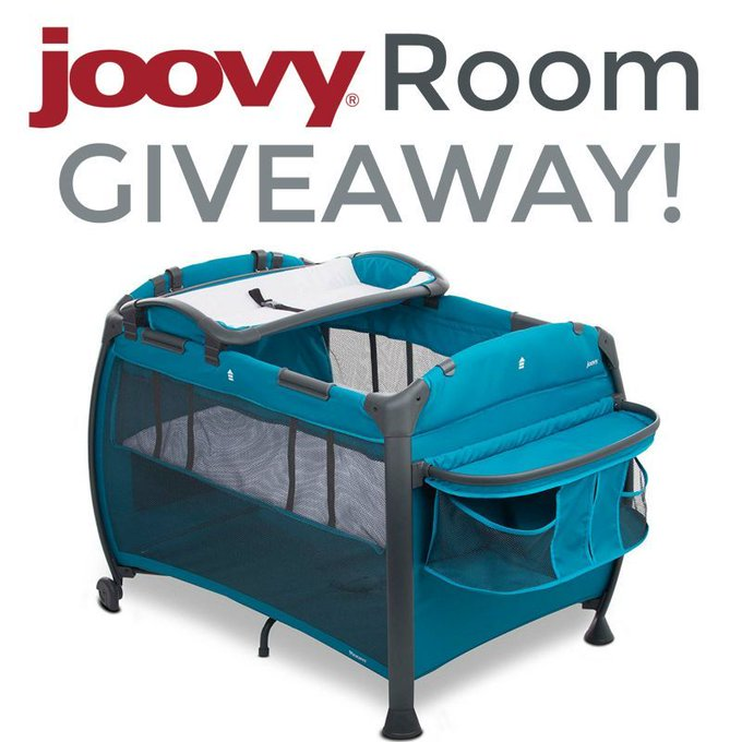 Joovy Room Playard and Nursery Center Giveaway