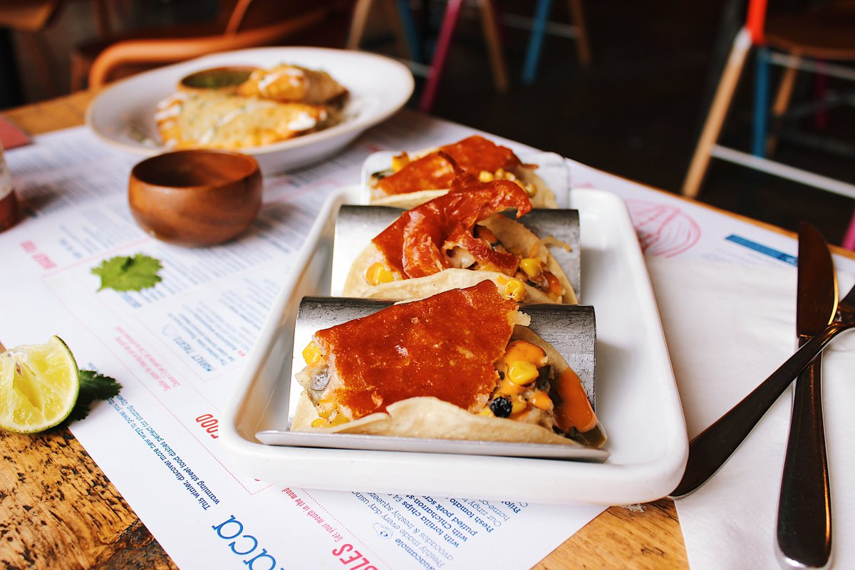 Wahaca London's Best Gluten-Free Food On A Budget