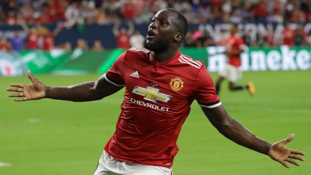 Lukaku looking to create his 'own history' at Manchester United