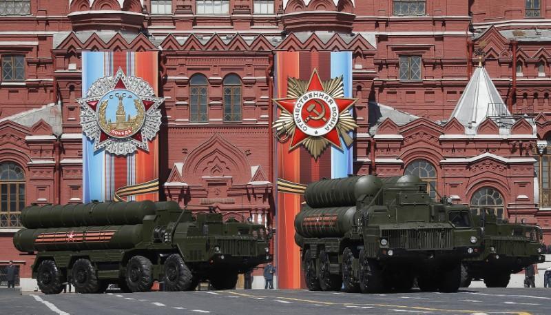Turkey's Erdogan says signatures signed on Russian defense system