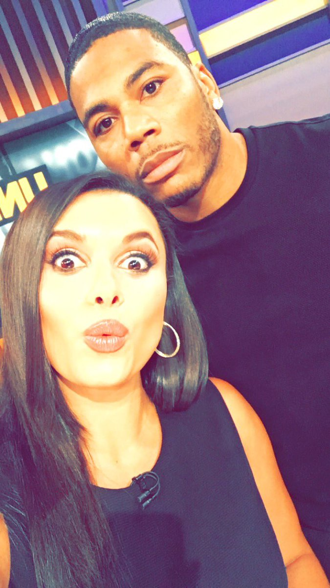 RT @JoyTaylorTalks: Join me and @Nelly_Mo for the #TheHang on https://t.co/HhUAQhoU1F now! https://t.co/DlAOt0elMk