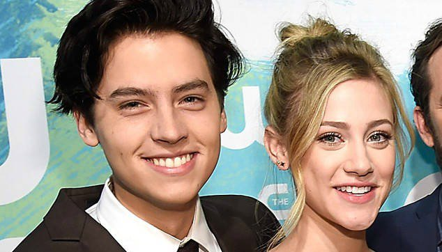 Riverdale's Cole Sprouse and Lili Reinhart are dating in real life: