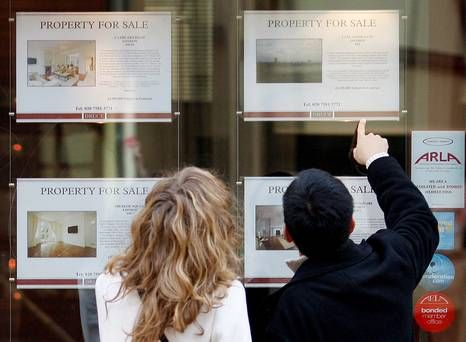 Property prices across Ireland shot up by almost €24,000 last year