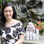 Local skincare entrepreneur fulfils childhood dream