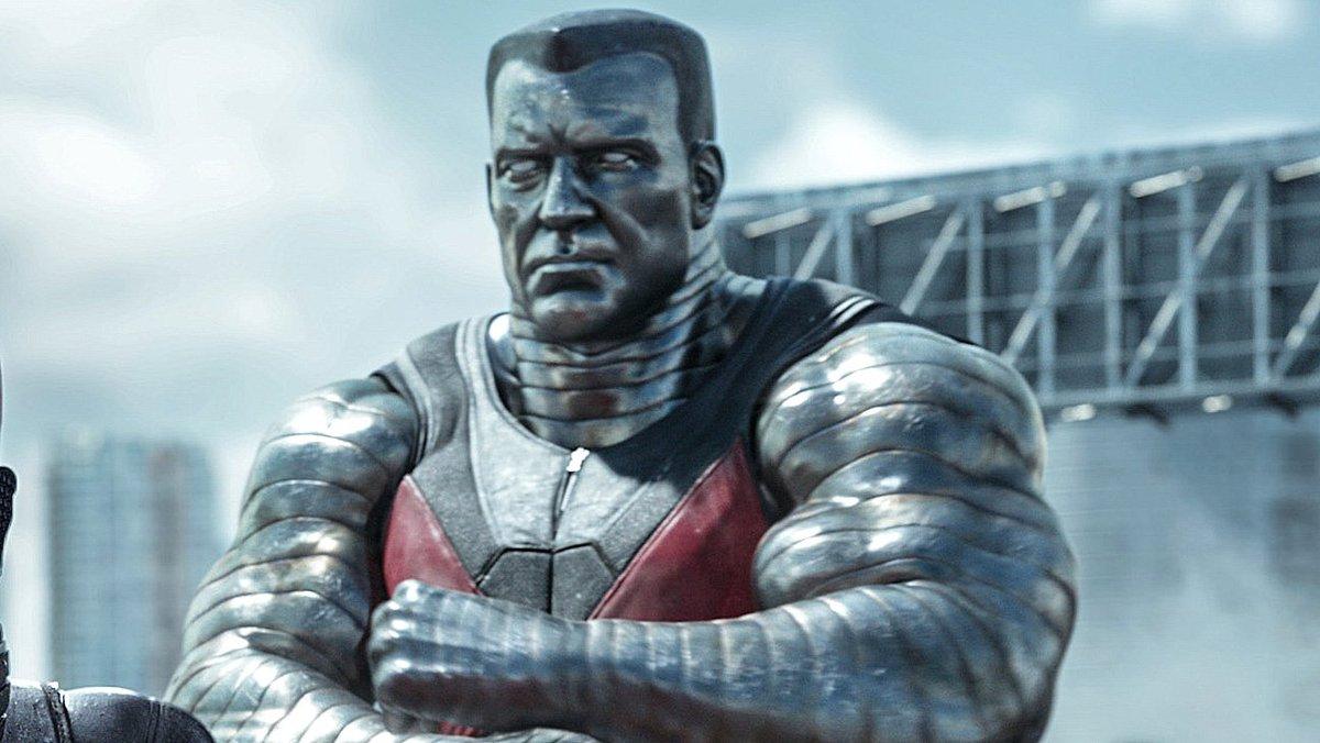 RT @HeatVisionBlog: 'Deadpool 2' Star Stefan Kapicic Really Wants to Tell You the Plot