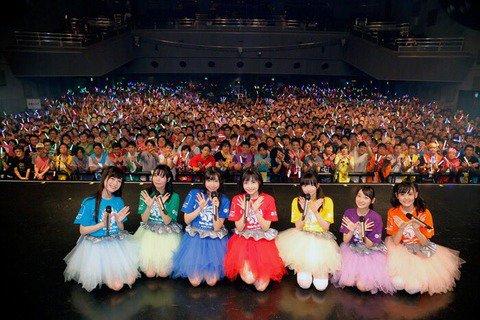 WUG4thツアー「ごめんねばっかり言ってごめんね!」大阪公演セットリストまとめ #WUG_JP