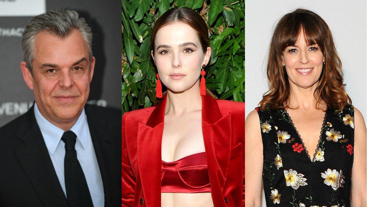 Johnny Depp's 'Richard Says Goodbye' fills out cast