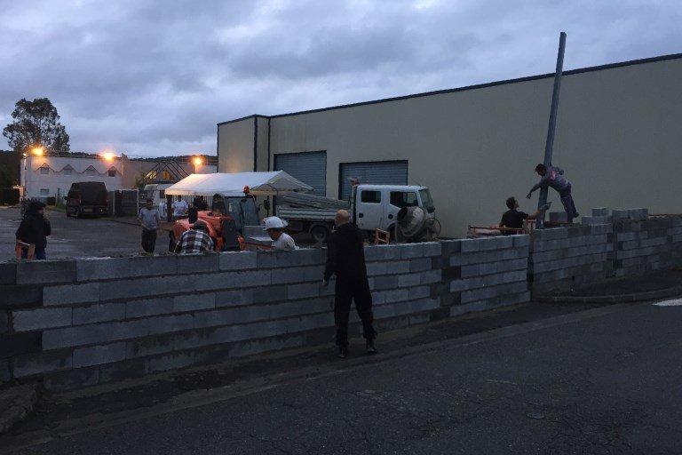 Mur anti-migrants près de Tarbes: réunion en préfecture vendredi
