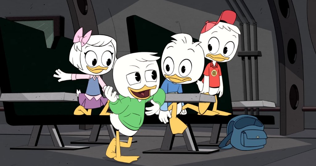 Darkwing Duck Is Going to be in #DuckTales and More News From #SDCC