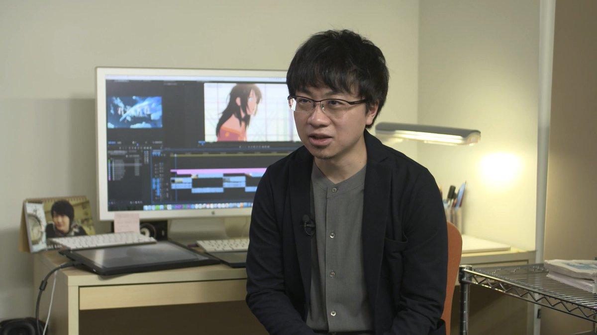 『君の名は。』BDの映像特典見てたんですが、新海誠のPCの横に神木くんの写真が飾られてるのはなんなんですかね……。