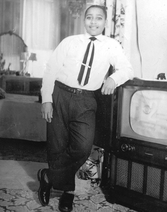 @kathyireland: RT @Phil_Lewis_: Emmett Till was born on this date in 1941. He would have been 76 years old today. https://t.co/LLGXtM613i