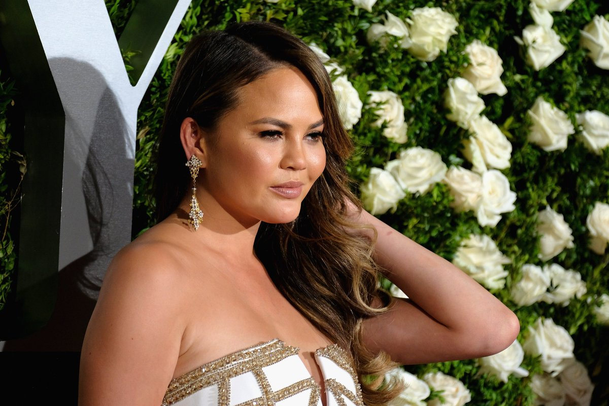 A brief history of Chrissy Teigen trolling Donald Trump on Twitter, before he blocked her