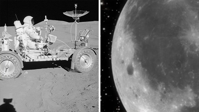 Water on the moon? What scientists are now uncovering