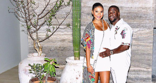 Kevin Hart and Eniko Parrish vacation together with friends after cheating rumors: