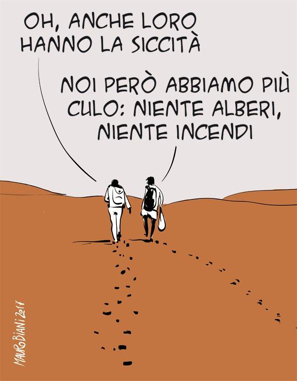 #siccità