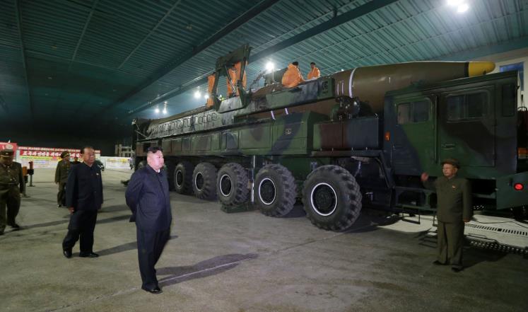 كوريا الشمالية تهدد أميركا بهجوم نووي
