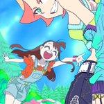 魔女たちのピクニック | ton #LWA_jp  #pixiv