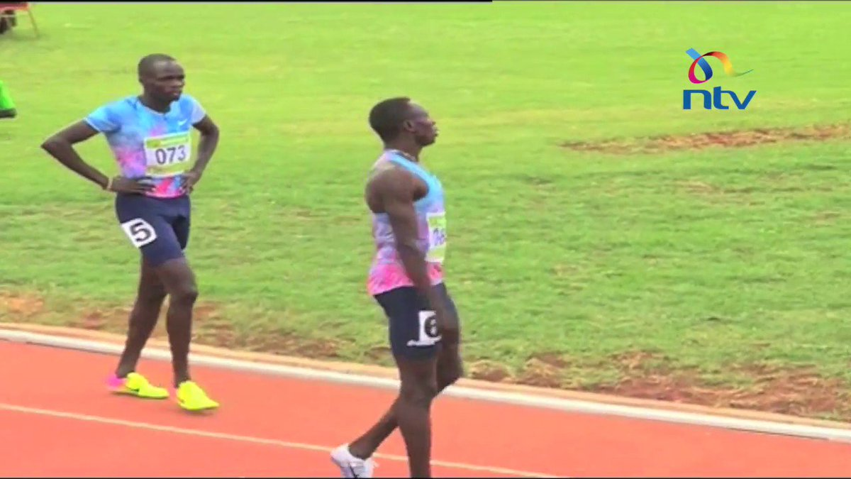 Michael Saruni's name controversially omitted from 800m team list sent to IAAF