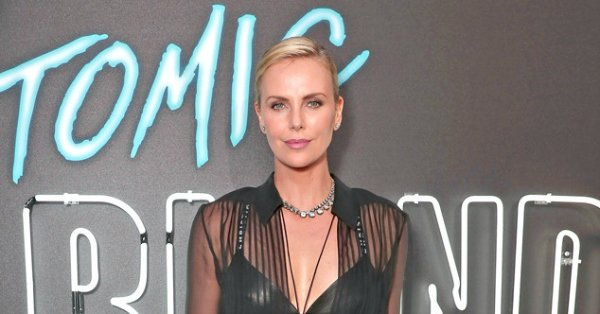 "Charlize Theron would thinks the campaign for her to play a female James Bond is ""so sweet."""