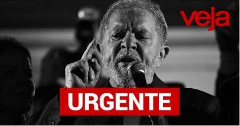 Lula sofre primeira derrota no TRF4 após condenação por Moro
