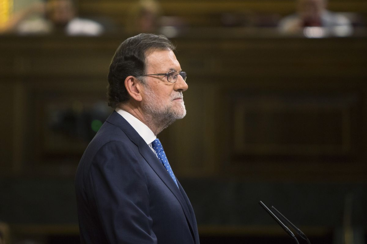 Rajoy takes the stand as the first leader of Spain called in a criminal trial
